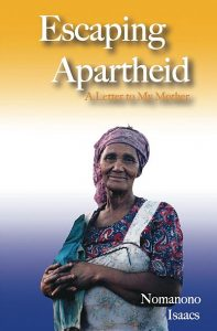EscapingApartheidCoverforKindle
