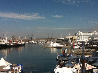Cape Town's Waterfront by Nomanono Isaacs 2014